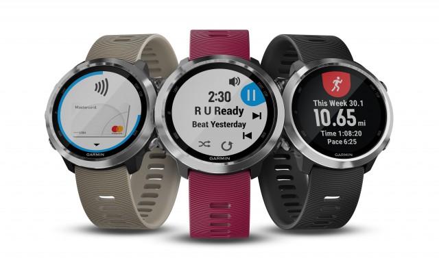 Новият часовник на Garmin може да съхранява музика