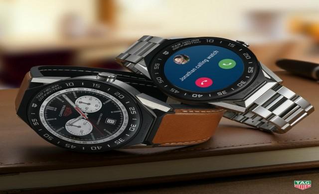 Tag Heuer представи нов умен часовник