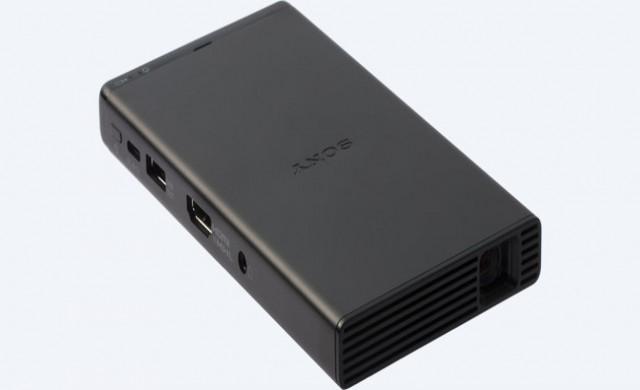 Нов портативен проектор от Sony