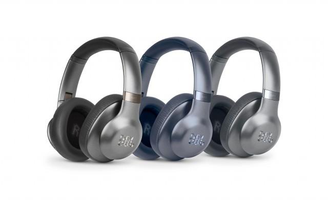JBL представя три нови модела слушалки с Google Assistant