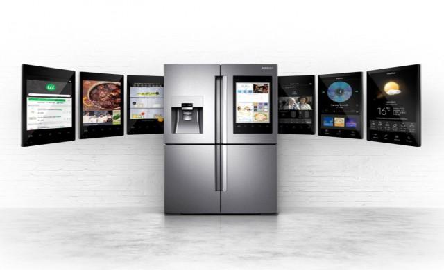 Samsung пускат първия умен хладилник
