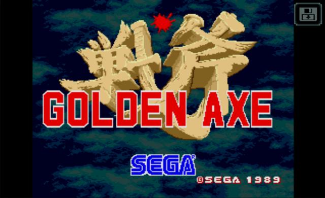 SEGA включва Golden Axe II и III в комплекта си за Android