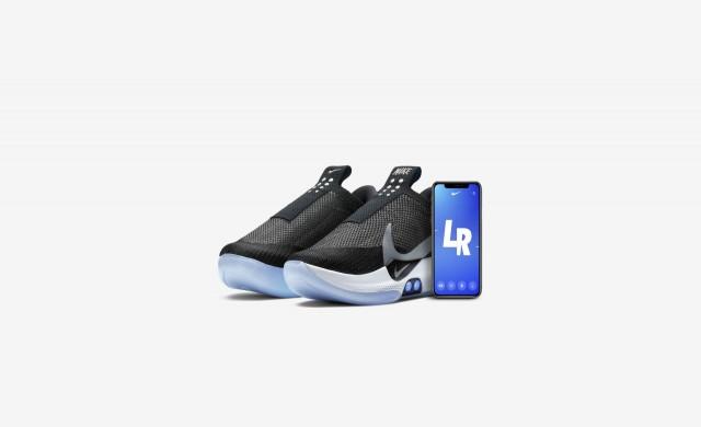 Nike с нови самозавързващи се маратонки