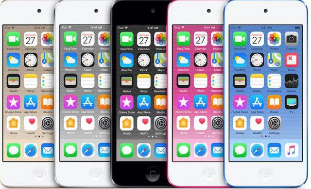 Възраждат ли плейъра iPod touch?