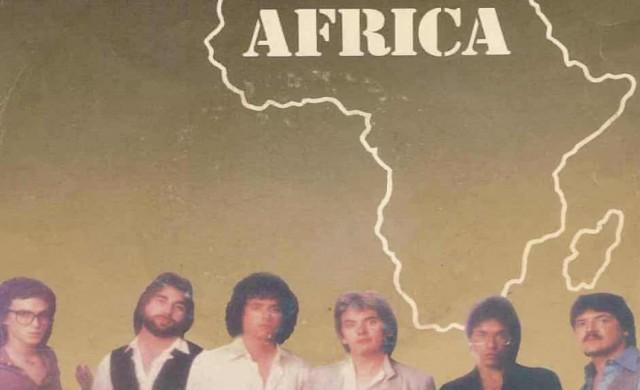 Песента на Toto - Africa ще звучи завинаги в пустинята