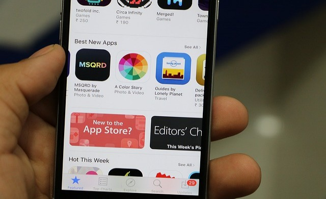 Apple App Store започна 2020 г. с рекордна печалба