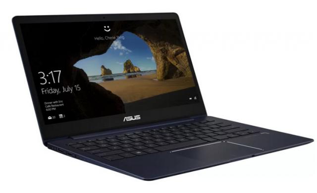 Най-тънкият лаптоп с дискретна видеокарта на Asus вече е на пазара