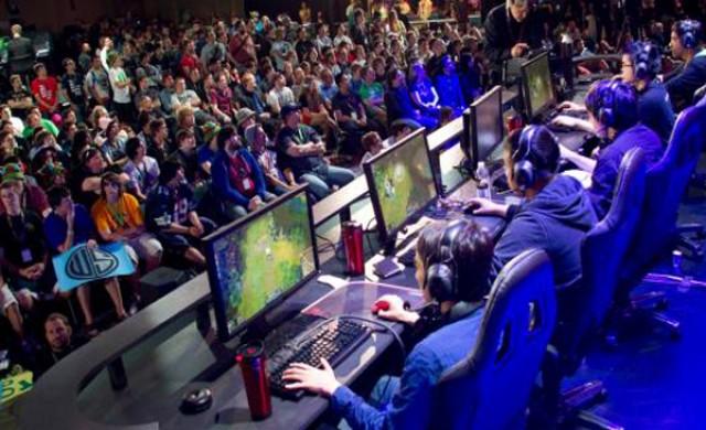 Професионални геймъри могат да получат стипендия за университета