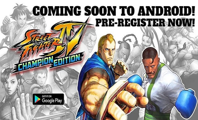Street Fighter IV: Champion Edition скоро и за Android