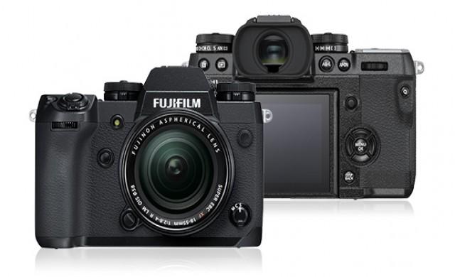 Fujifilm представи нов компактен фотоапарат с вградена стабилизация на изображението