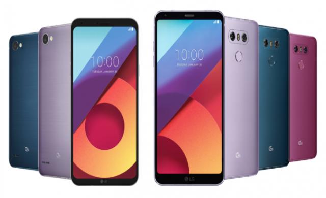 LG ще представи следващия си смартфон флагман с кодовото име Judy през юни