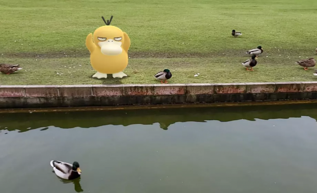 Pokémon Go с нова опция за снимки