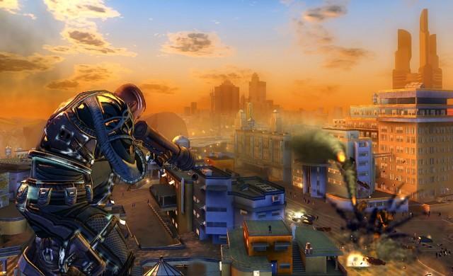 Оригиналната Crackdown е безплатна за Xbox One