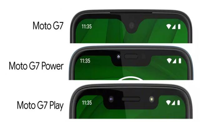 Motorola представи бюджетните Moto G7