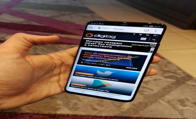 Доставките на смартфони в Китай ще продължат да намаляват