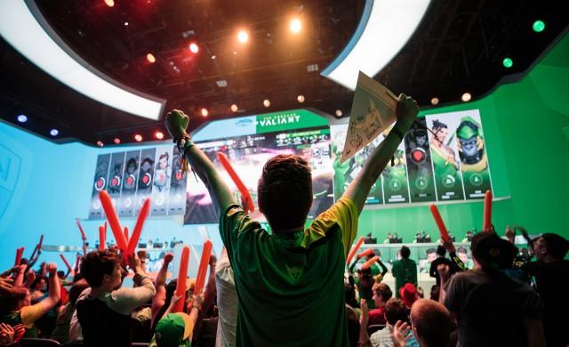 Приходите от електронни спортове могат да надминат 1 милиард долара през 2019
