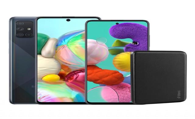 Samsung Galaxy A51 и А71 са новите предложения на А1 в средния клас смартфони