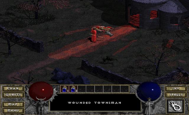 Оригиналната Diablo е налична през GOG