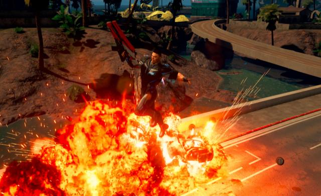 Crackdown 2 е безплатна за Xbox One