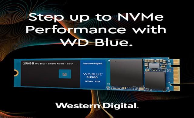 WD с достъпни NVMe SSD предложения