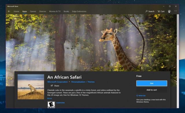 Microsoft с нови безплатни теми за Windows 10