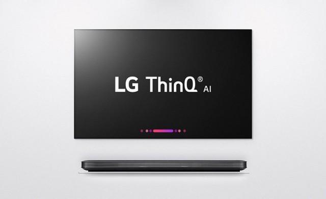 LG стартира продажбата на телевизори OLED с AI