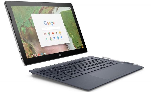 Новият Chromebook x2 на HP е 2в1 устройство