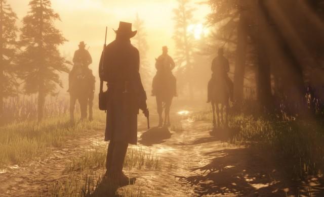 Red Dead Redemption работи в нативна 4K резолюция на Xbox One X