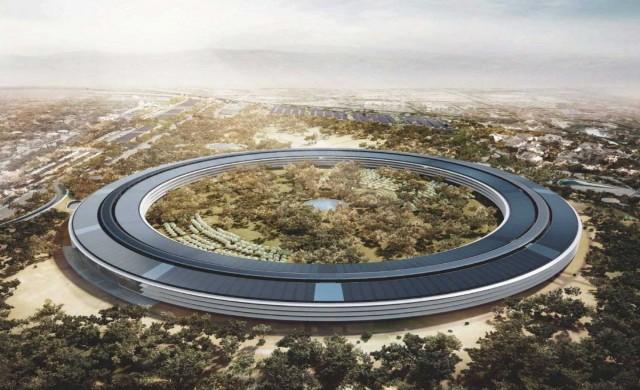 Apple работи на 100% еко енергия