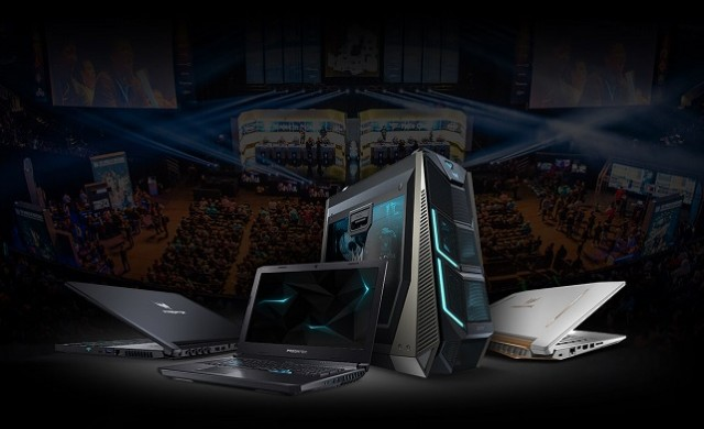 Acer: Геймърските компютри не се купуват заради игрите