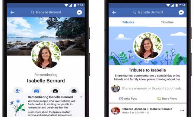 Facebook престана да честити рождения ден на починали хора