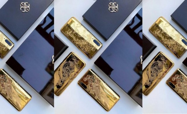 Xiaomi Mi 9 ще има суперверсия със златен корпус