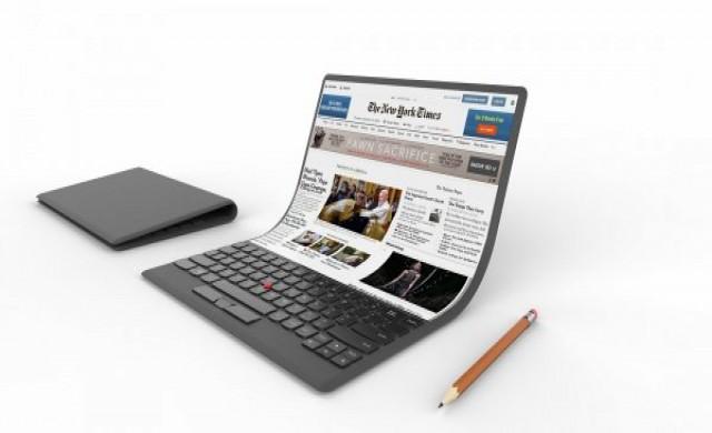 Какво ще правят потребителите с ноутбуци с гъвкав екран?