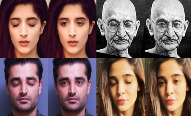 Facebook се научи да открива очите на снимките