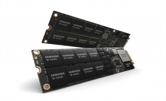 Samsung създаде SSD с капацитет 8TB