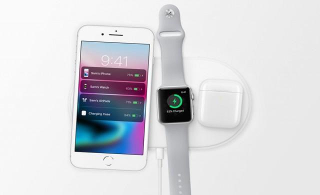 Apple може да пусне AirPower подложката за безжично зареждане през септември