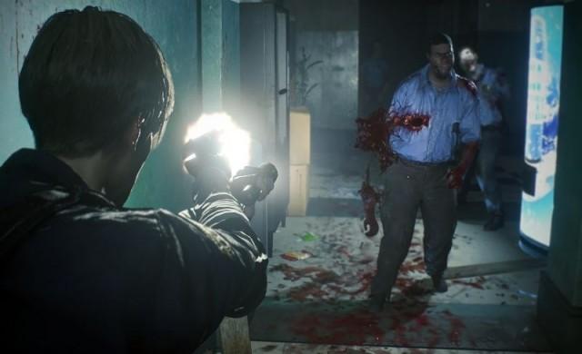 Римейкът на Resident Evil 2 за Xbox One X/PS4 Pro ще е с 4K графика