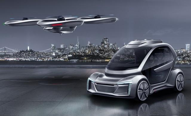 В Германия ще тестват летящо такси