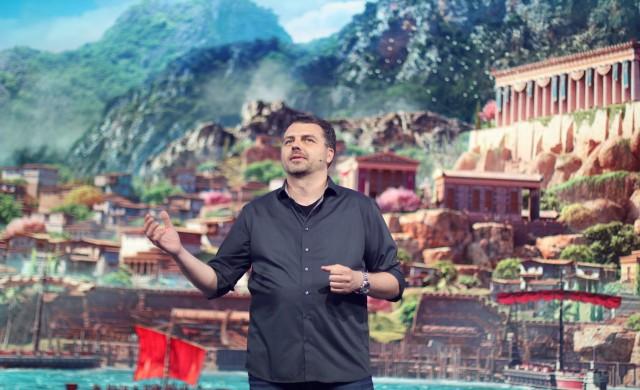 Ubisoft официално анонсира Assassin's Creed Odyssey