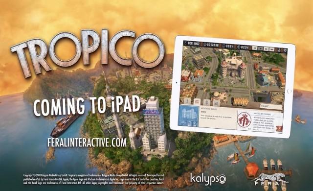Tropico скоро ще е налична и за iPad