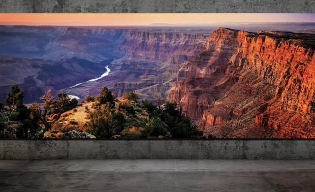 Най-желаният телевизор – с диагонал почти 7,5 метра
