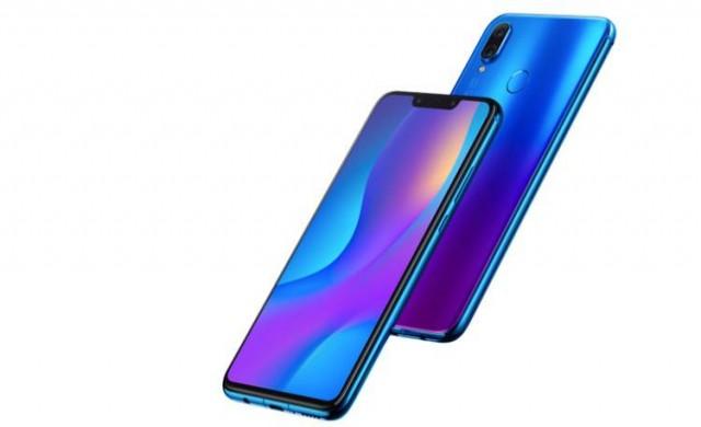 Huawei представи напълно безрамков Nova 3i