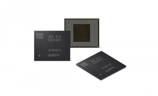 Новите DRAM чипове на Samsung ще направят смартфоните по-бързи