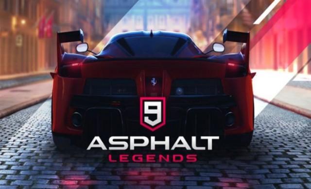 Gameloft пусна най-новата версия на Asphalt