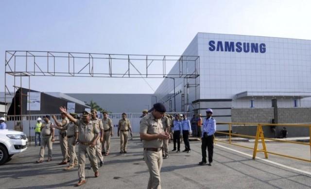Най-големият завод за смартфони