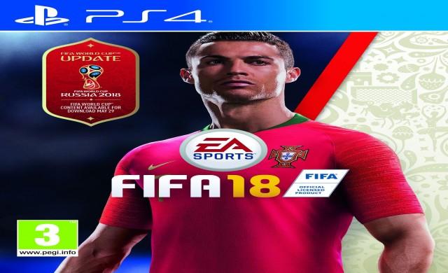 FIFA 18 се радва на сериозна популярност покрай световното