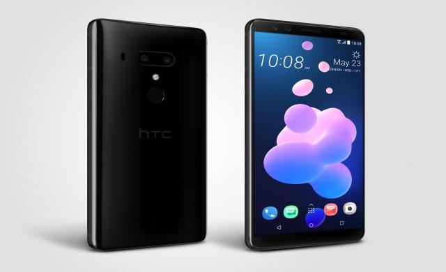 Иновативният HTC U12+ пристига в магазините на VIVACOM