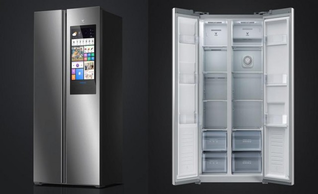 IoT Yunmi 450L - хладилникът, който ще поискате тази Коледа