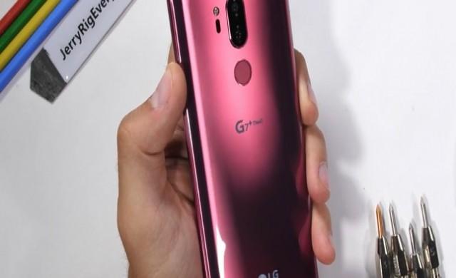 LG G7 ThinQ показа завидна здравина