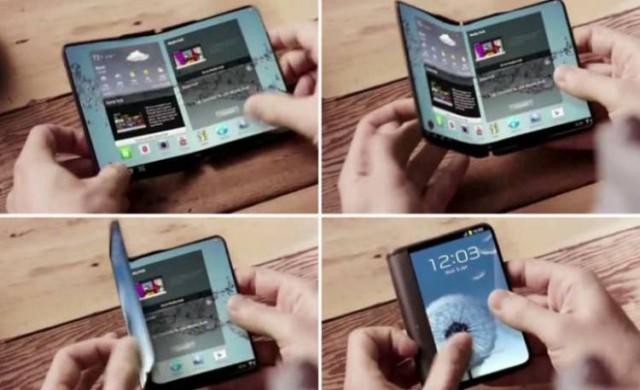 Нова порция слухове за сгъваемия смартфон на Samsung